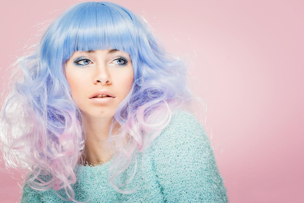 Pastel hair colours - DooWop hair salon