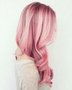 Pink pastel - DooWop Hair Salon Fremantle