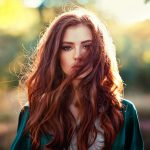 Autumn hair colour ideas