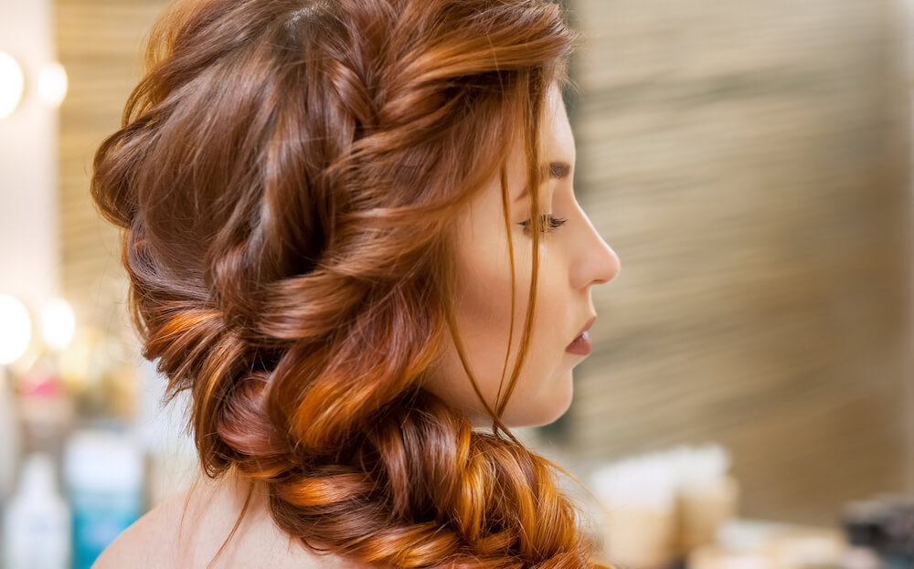 Braided updos - DooWop Hair