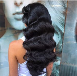 Vintage waves - DooWop Hair