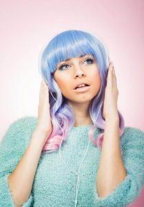 Mermaid hair colour - DooWop hair