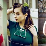 Vintage bridal hairstyle inspiration for retro lovers