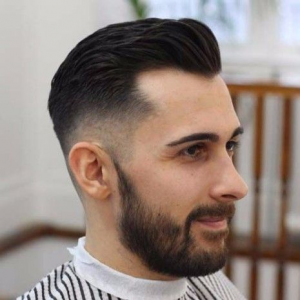 Groomed, 40s Style Mid Fade