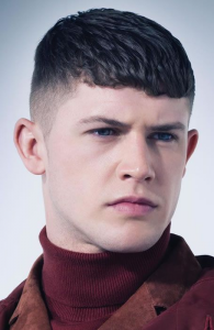 Choppy Crops Mens Hairstyle